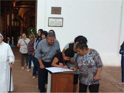 Yaguarón: Buscan recuperar altares del templo de la ciudad