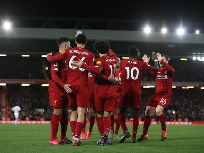 El Liverpool no para de ganar en la Premier