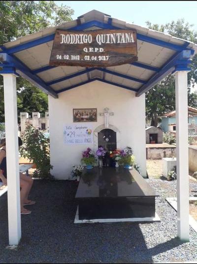Papá de Rodrigo: La vida después de la muerte de un hijo, ya es difícil