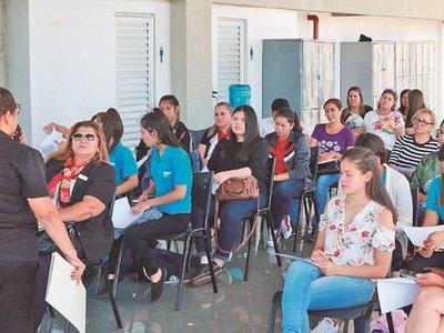 El desempleo sigue teniendo cara de mujer en Paraguay