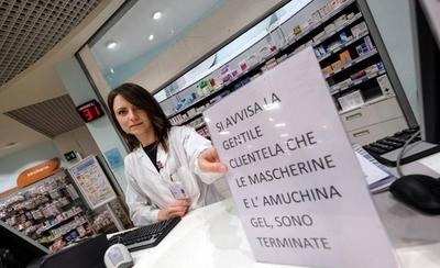 HOY / Italia registra el primer caso de coronavirus en el sur