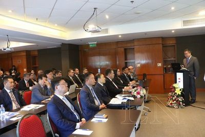 Presentaron proyecto de cooperación con la aviación civil