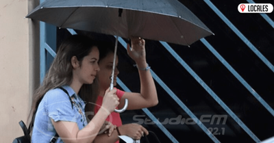 Pronostican jornada lluviosa y con temperaturas cálidas