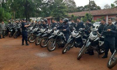 Policía comenzará estricto control