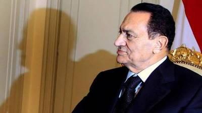 Murió el expresidente de Egipto Hosni Mubarak, derrocado durante la Primavera Árabe