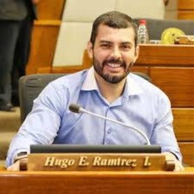 HOY / Diputado Hugo Ramírez, sobre su posible candidatura para Intendencia Municipal de Asunción