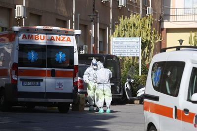 Fallas en hospital favorecieron propagación de coronavirus en Italia