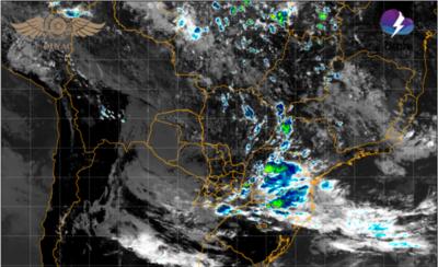HOY / Nuevo sistema de tormentas viene desde el sur