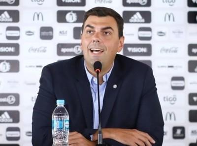 Trovato desacredita los rumores contra Olimpia