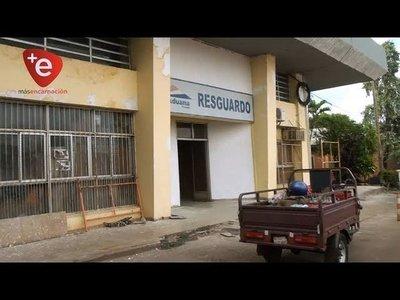 INTERVENDRÁN EDIFICIO DEL  CENTRO DE FRONTERAS DE ENCARNACIÓN