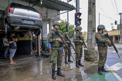 Sube a 170 el número de homicidios en estado de Brasil bajo motín policial