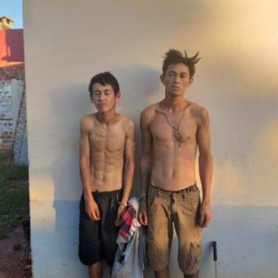Hermanos enfrentan proceso por hurto domiciliario