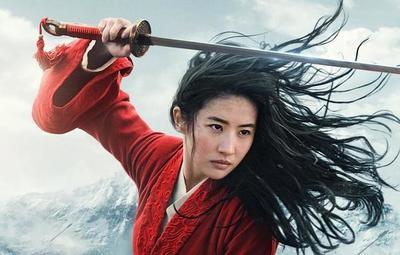 Liu Yifei, la actríz que da vida a Mulán