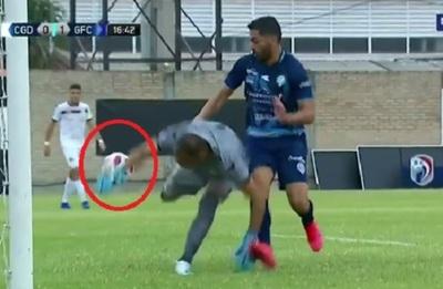 Golero habla sobre su histórico gol en contra