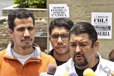Maduro detuvo al Jefe de Despacho de Juan Guaidó
