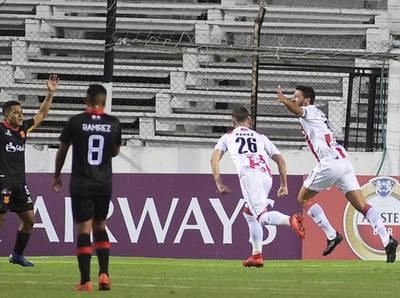 River Plate de Uruguay también se coloca en la segunda fase
