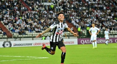 Santaní elimina a un grande de la Copa Sudamericana