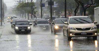 Pronostican un miércoles cálido y con lluvias