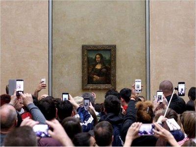 Exposición de Leonardo da Vinci, la más vista en la historia del Louvre