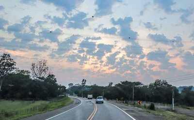 Meteorología pronostica una jornada cálida, con lluvias en algunas regiones
