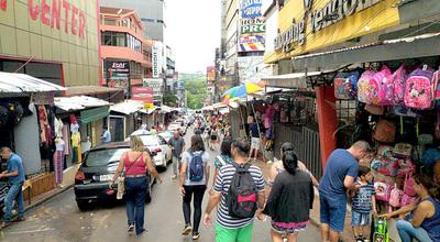 Bajos impuestos para los free shops de Brasil y Argentina hacen imposibles para competir