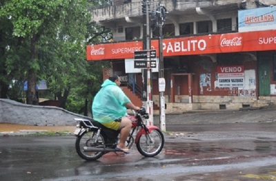 Anuncian lluvias para este miércoles