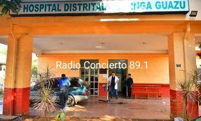 Roban equipo médico en Minga Guazú