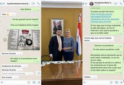 """Manejo carnavalesco en Indert: invitó helado a """"primera dama"""" y lo destituyeron"""