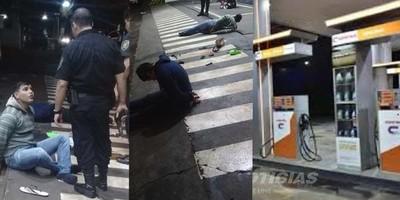 Tras violento asalto, detienen a uno de los autores del cuadruple asesinato en Presidente Franco
