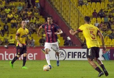 Cerro Porteño irá por la remontada ante Barcelona