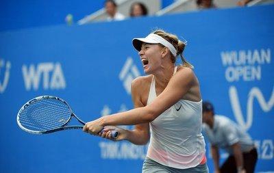 El retiro de la tenista rusa Maria Sharapova