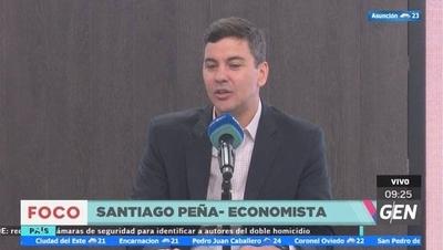 HOY / Santiago Peña: Ley de superintendencia de pensiones