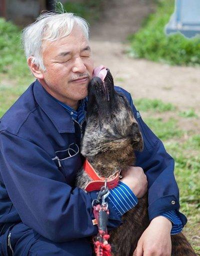Guardián de Fukushima: El hombre que ingresa a la ciudad radiactiva para alimentar animales abandonados