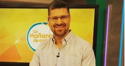 Diego Agüero amenaza con judicializar si lo siguen confundiendo con un maltratador