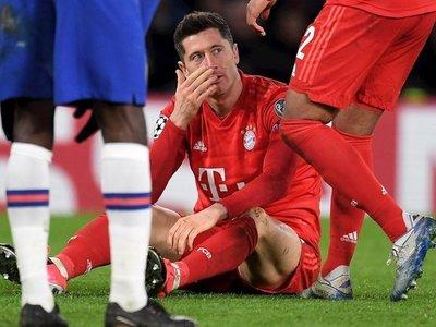 Lewandowski será baja cuatro semanas por lesión de tibia