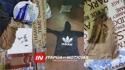 ALLANAN VIVIENDA DONDE SE «HOSPEDABAN» SUP. ASALTANTES EN EL B° SAN PEDRO