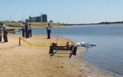 Hallan cadáver en zona de la Costanera de Asunción