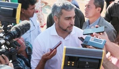 Presidente Abdo pide castigo a empresas que defraudan al estado