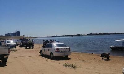 HOY / Hallan cadáver en la bahía de Asunción: víctima sería indigente que murió ahogado, presumen