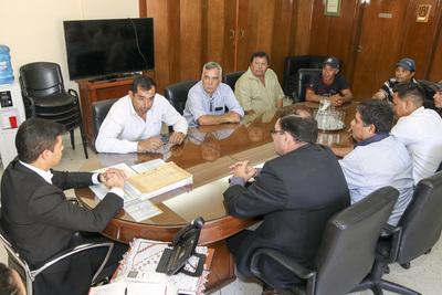 Campesinos reconocen avances en trabajos del INDERT