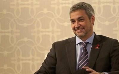 Mario Abdo participará de la asunción de Luis Lacalle Pou
