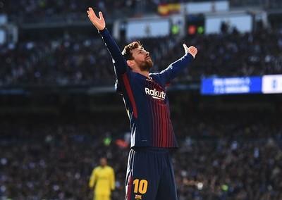 Lionel Messi va por otro espectáculo en el Bernabéu