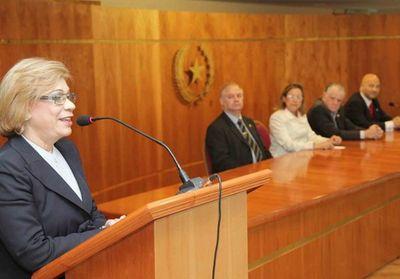 Robaron evidencias de bóveda del Poder Judicial en Alto Paraná