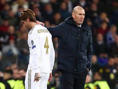 """Zidane: """"Nos ha faltado concentración"""""""