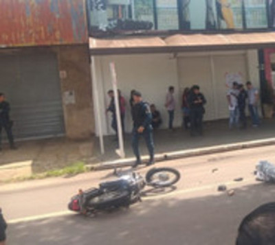 Presunto ladrón muere tras huir de agentes del GEO