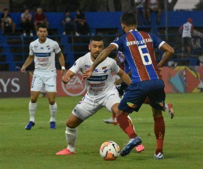 Nacional vuelve a caer y es eliminado de la Sudamericana