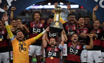 HOY / Flamengo gana la Recopa, su tercer título este mes