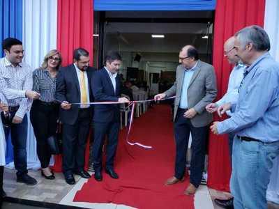 BNF inaugura nueva sucursal en la ciudad de San Alberto, Alto Paraná