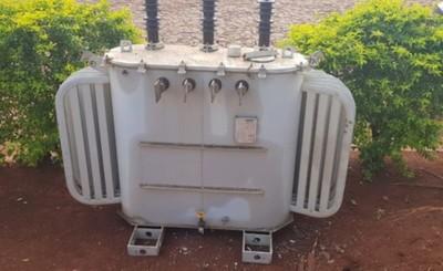 Imputado por hurto de transformador y compresor de aire
