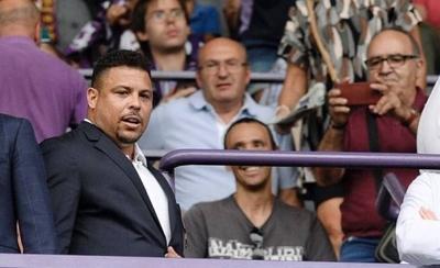"HOY / Ronaldo Nazário: ""Lo que no sufrí de jugador, lo sufro como presidente"""